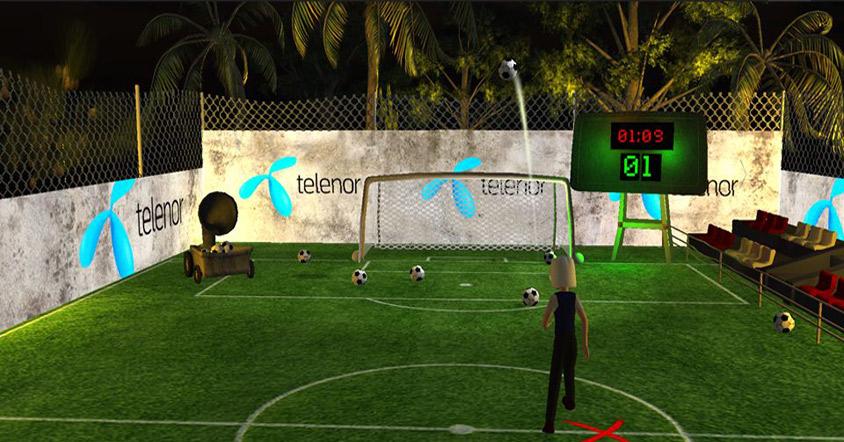 KINECT GAME FOOTBALL BRAZIL 2014
