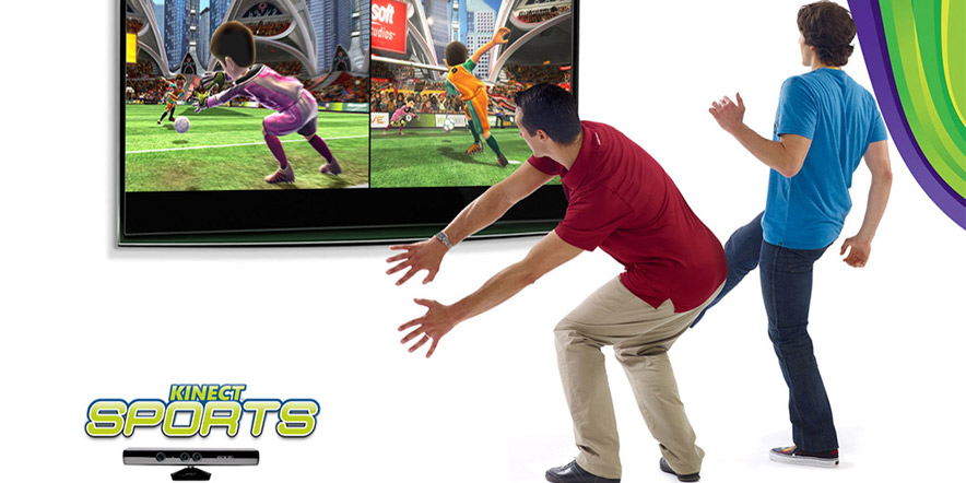 Kinect Games and apps