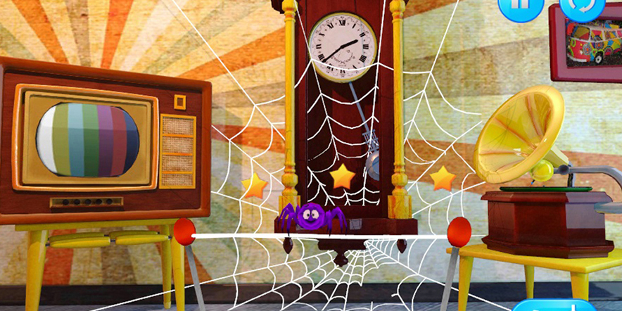 Spiders Escape 3D Level 5