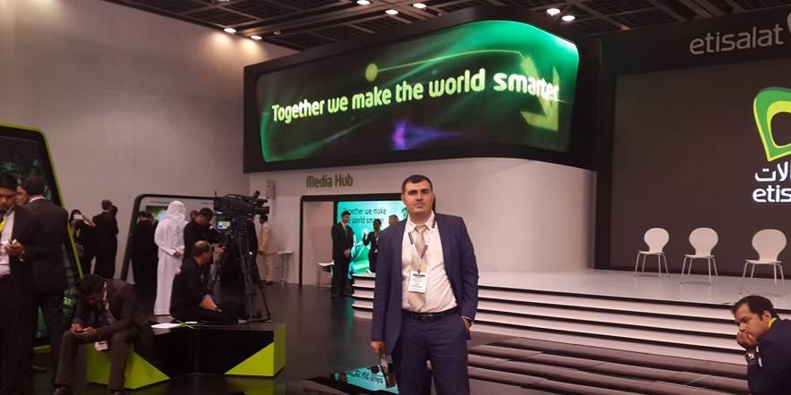 X-TECH at GITEX 2013 Dubai