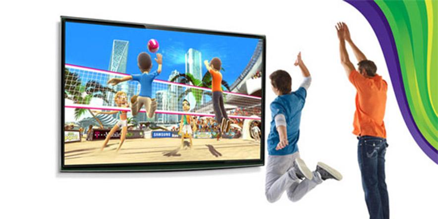 Kinect Interactive Games