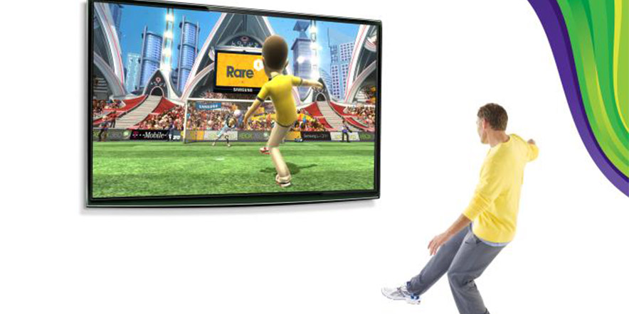Interactive Kinect Game