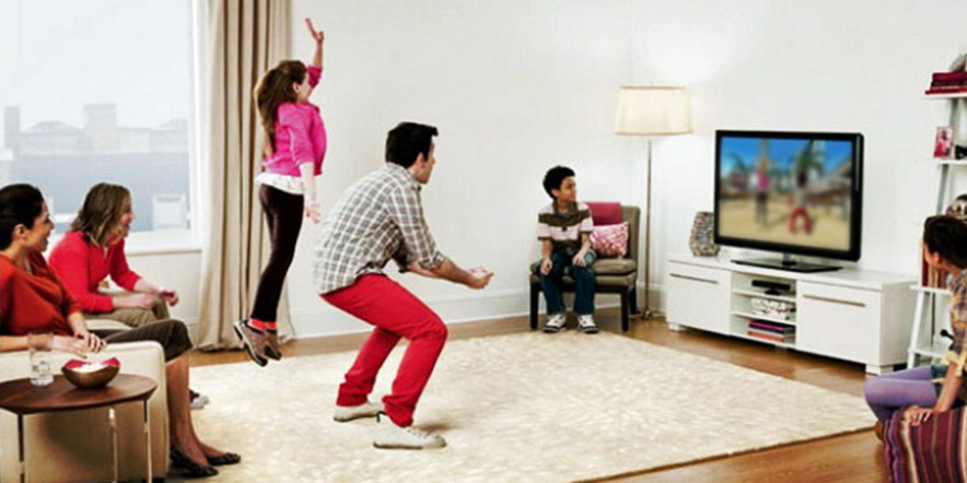 Enjoy new Kinect applications