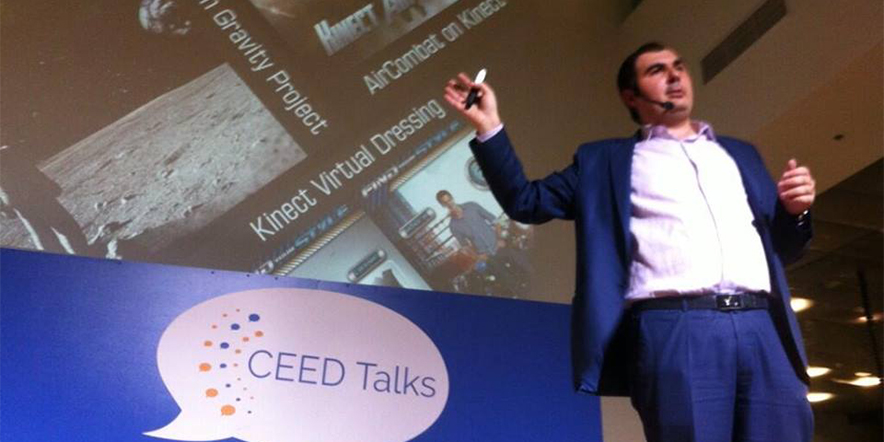 At CEED Talks: X-TECH Story from A to X