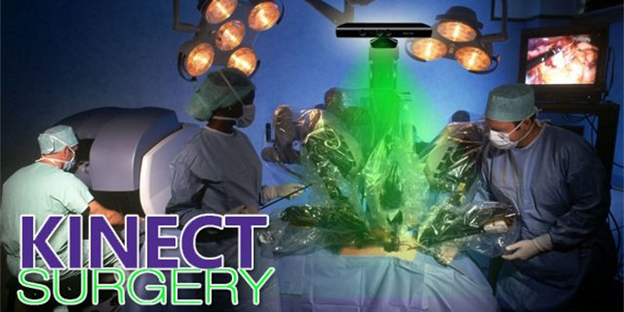 Kinect Surgery Support