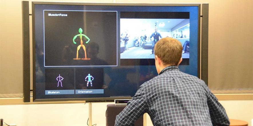 Kinect for Windows v2 sensor