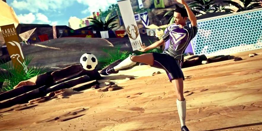 Kinect next generation of motion - sensing tech