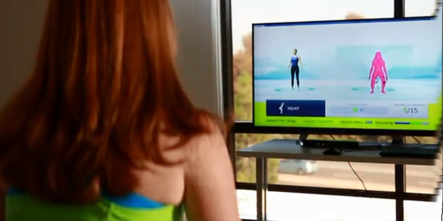 Kinect for online physical therapy