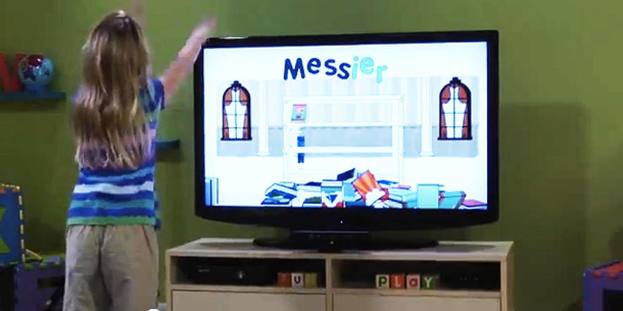 Kinect 2 reads moods