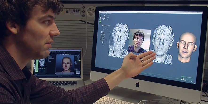 Kinect Faceshift – Kinect Recognizes Facial Mimics