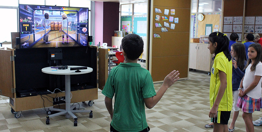 Kinect in Learning