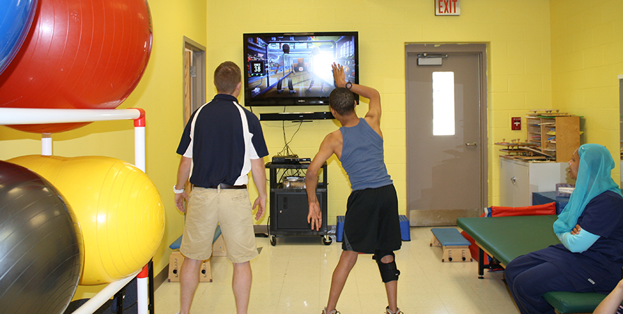 Kinect in Therapy