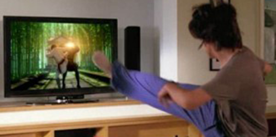 Kinect Therapy at Home