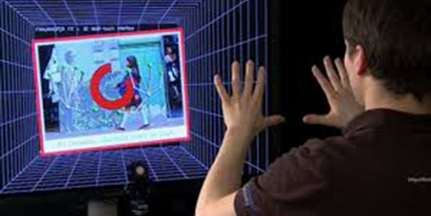 Kinect Gesture Control