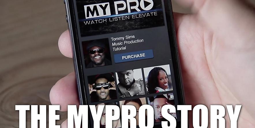 My Pro on iOS