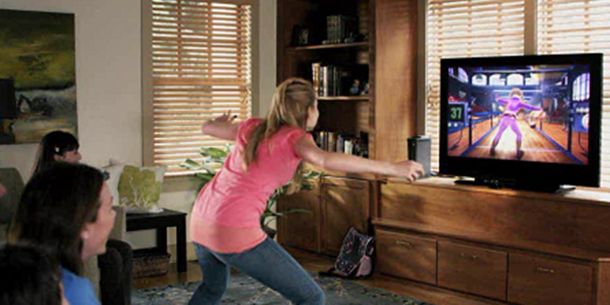 Kinect And Physical Trainings