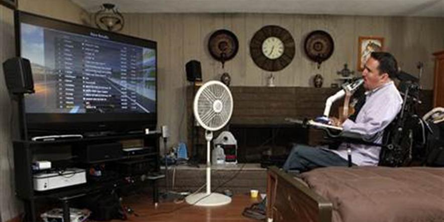 Kinect Treats Paralysis