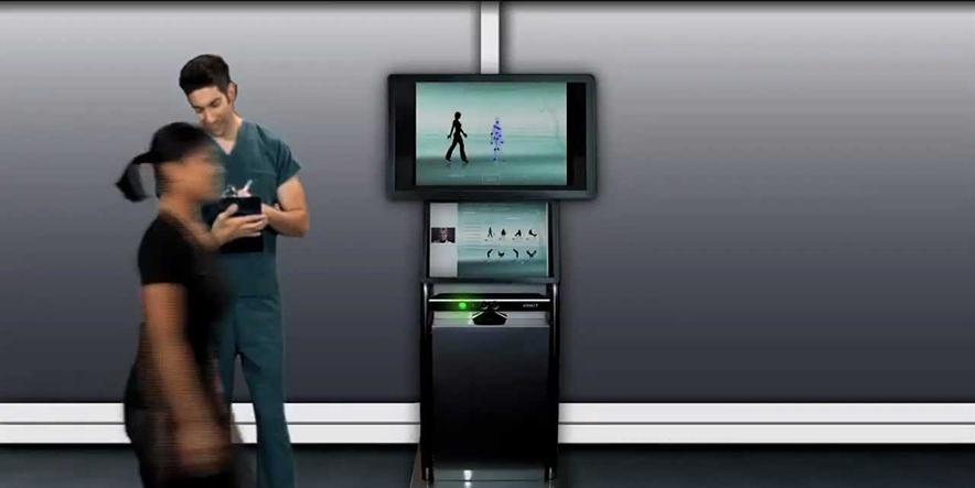 Kinect Virtual Doctor Diagnoses Depression