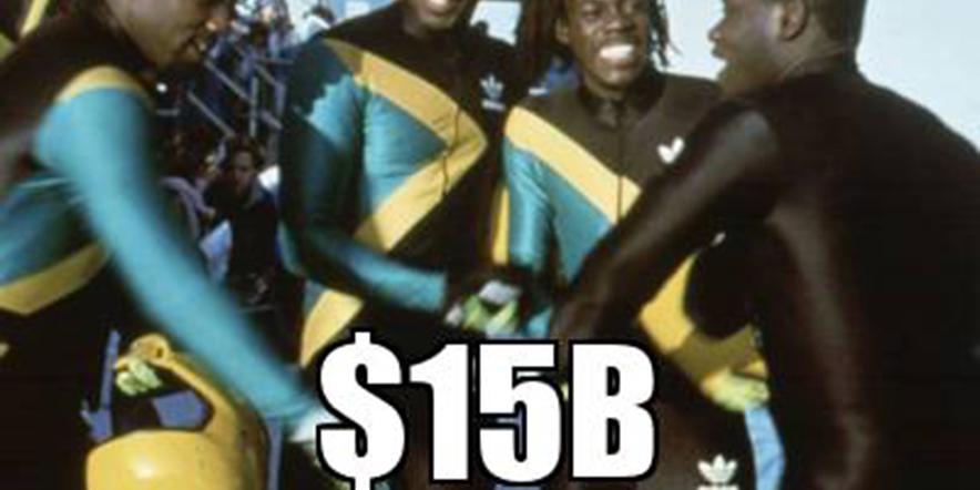 Jamayka $15B