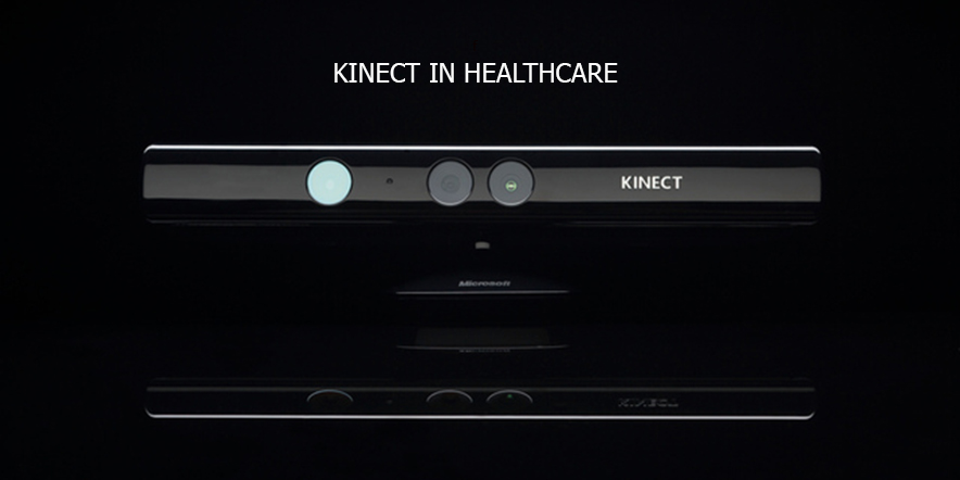 Kinect in healthcare
