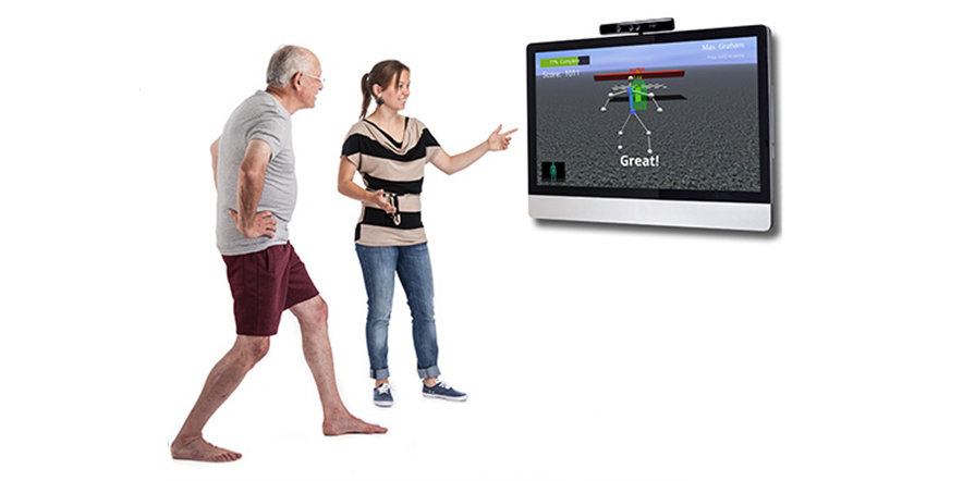 Kinect - in Clinic Therapy