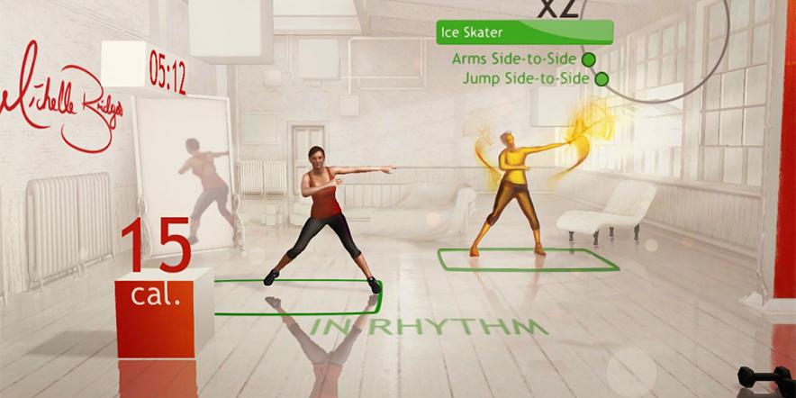 Kinect based physical trainings