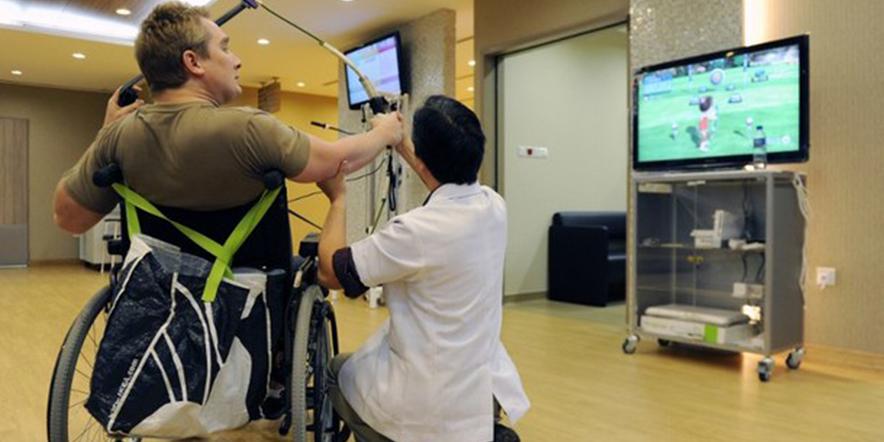 Kinect stroke victims