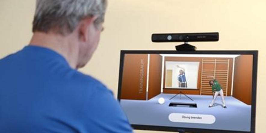 Kinect based rehab