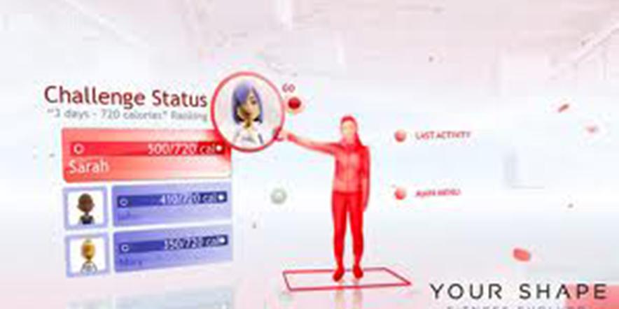 Kinect based Yoga