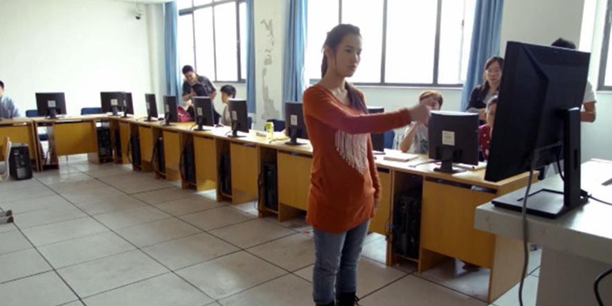 Microsoft Kinect interpreting gestures