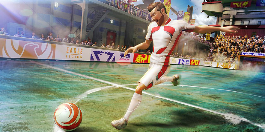 Kinect Sport Games Football