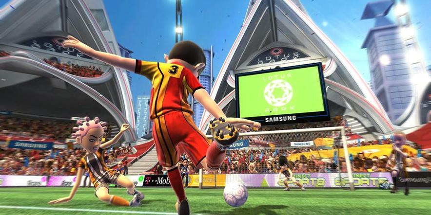 Kinect Football