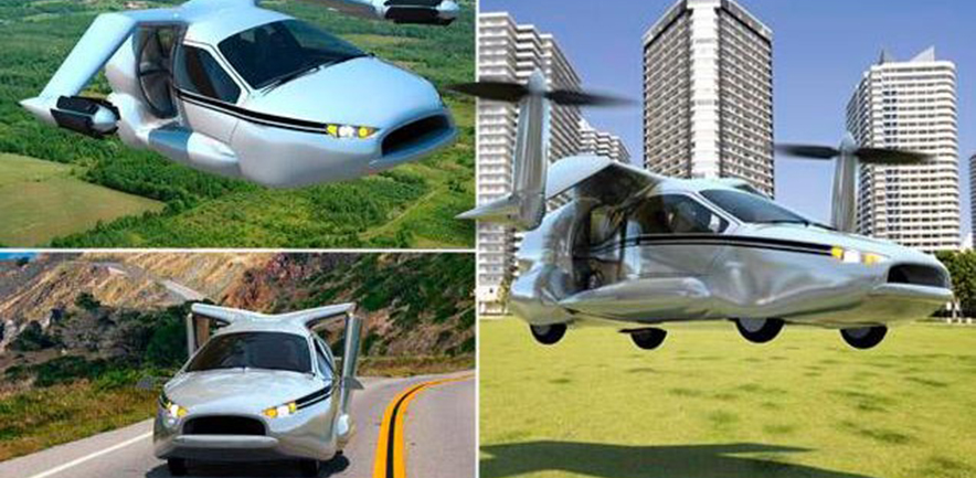 Technologies Moved Flying Cars Out From Fantasy Into Real Life