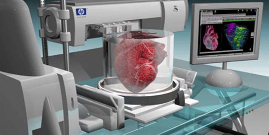 3D printed kidney tissue will be used in Hospitals