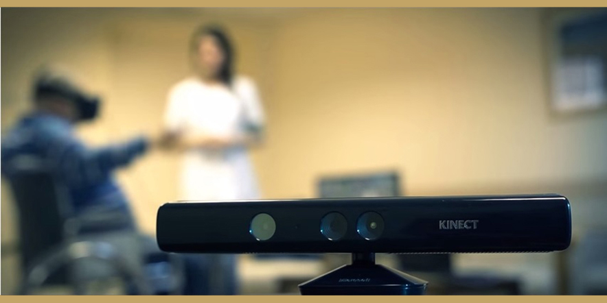 Kinect Physical Therapy in Hospitals