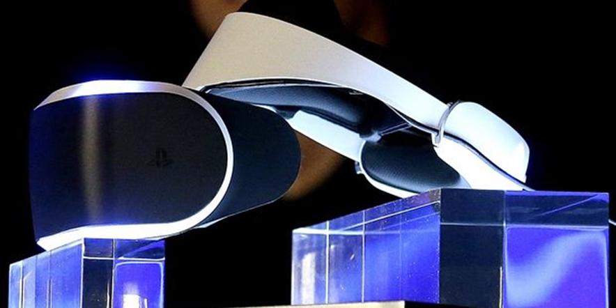 Sony's VR Headset