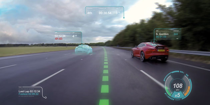 The Virtual Windscreen Concept