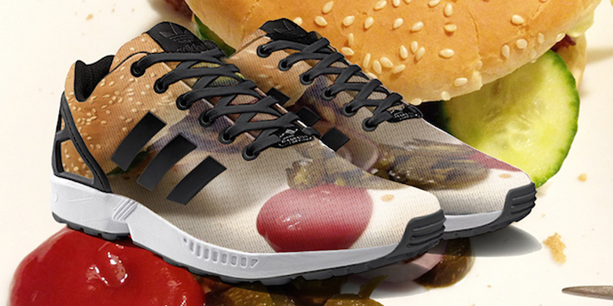 ZX Flux adidas new inovation