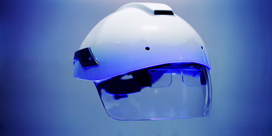 Smart Helmet Technology