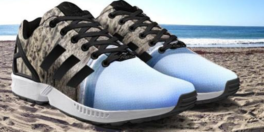 Adidas launched its shoe-customizing app