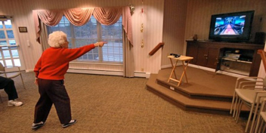 kinect for older adults