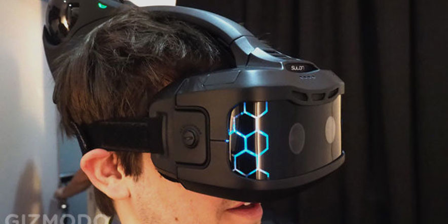 The Virtual Future Is Very, Very Bright – Super Mix of Kinect and Oculus