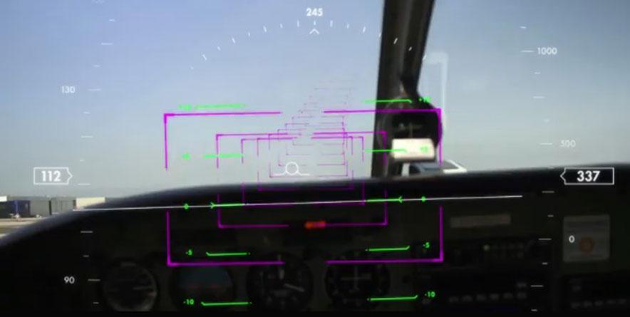 Smart Glasses for Pilots