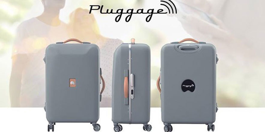 Smart Luggage – Stay Connected with Your Luggage Wherever You Travel