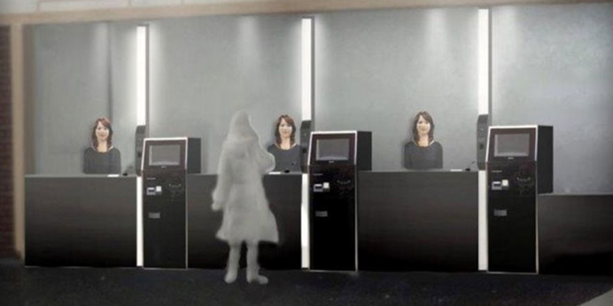 Robot-Staffed Hotel Opening in Japan – Hotel will Be Entirely Run by Robots