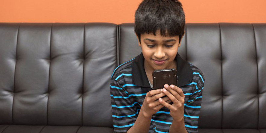 Want to use Google, kid? Now there's an app for that