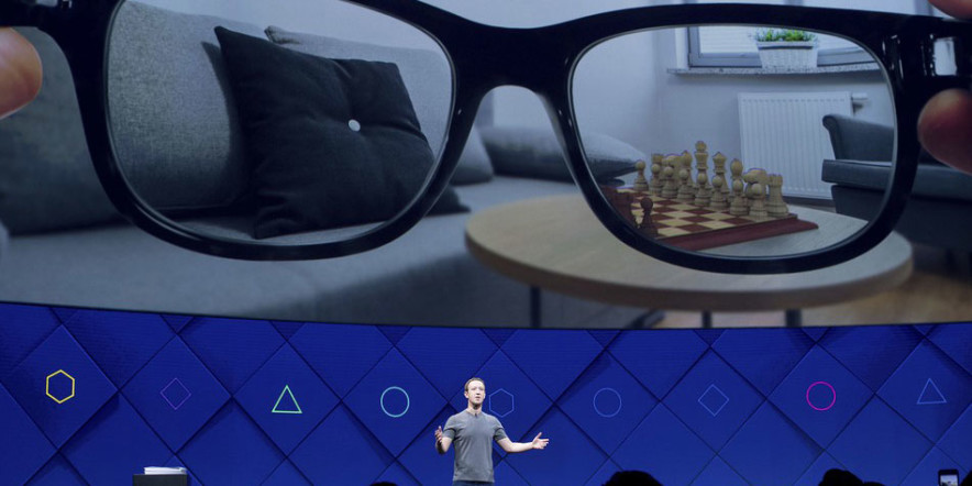 Facebook's top VR researcher explains why augmented reality is the future